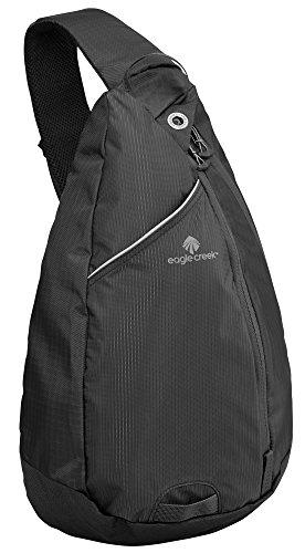 Eagle Creek Tablet Sling Daypack RFID, Black, One Size