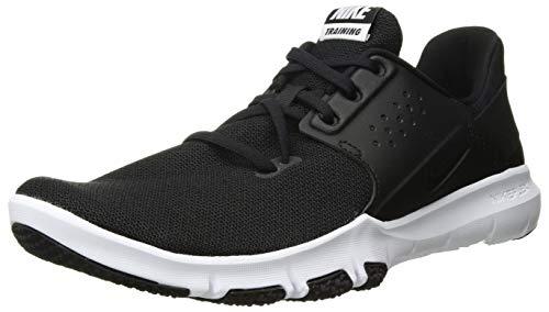 - Nike Men's Flex Control TR3 Wide Sneaker, Black-White-Anthracite, 8.5 Regular US