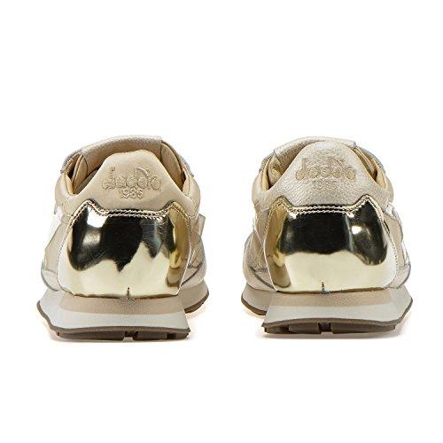 Camaro 25084 H W Heritage Donna Diadora Mossa Sabbia Per Sneakers Beige OExq0