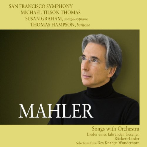 SACD : Michael Tilson Thomas - Songs with Orchestra (Hybrid SACD)