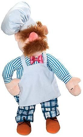 Disney The Muppets Most Wanted Exclusive 18 Inch Plush Figure Swedish Chef]()