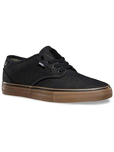 Zapatillas Vans Chima Estate Pro (denim) Black / Gum Size 8 Para Hombre