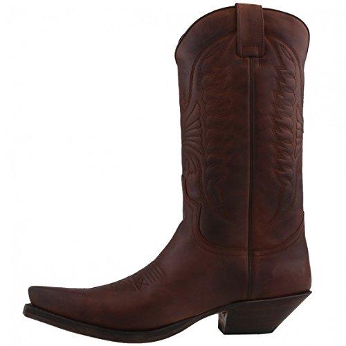 Braun Cowboystiefel 2073 Boots Sendra Braun Ux0TqWv