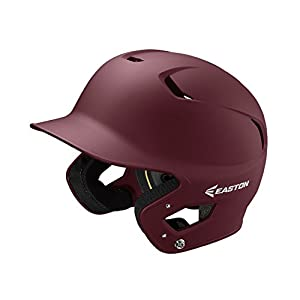 Easton Junior Z5 Grip Batters Helmet, Maroon