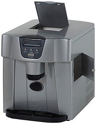 Avanti WIMD332PC-IS Portabel Counter Top Ice Maker, Platinum