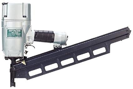 Hitachi NR83A Full Head Construction Strip Nailer (Discontinued by ...
