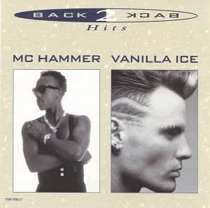 Mc Hammer, Vanilla Ice - Back to Back Hits - Amazon.com Music