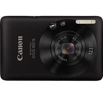canon digital ixus 100 is digital camera black 2 5 amazon co uk rh amazon co uk Canon IXUS Grey Canon IXUS 16.1 Mega Pixels