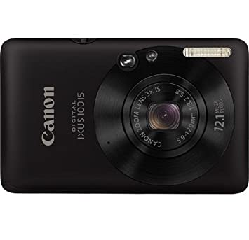 canon digital ixus 100 is digital camera black 2 5 amazon co uk rh amazon co uk  canon ixus 100 is manual dansk