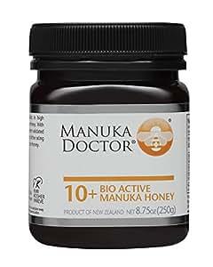 Manuka Doctor Bio Active 10 Plus Honey, 8.75 Ounce