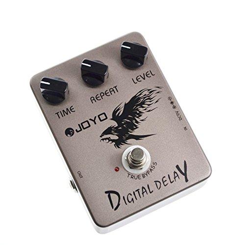 Digital Reverb Guitar - Joyo JF-08 Digital Delay Effect Pedal