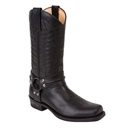 Sendra Boots 2621 schwarz