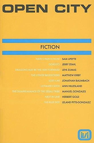 Open City #22: Fiction/Nonfiction