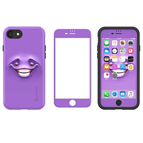 LUVVITT Emoji Armor Tempered iPhone