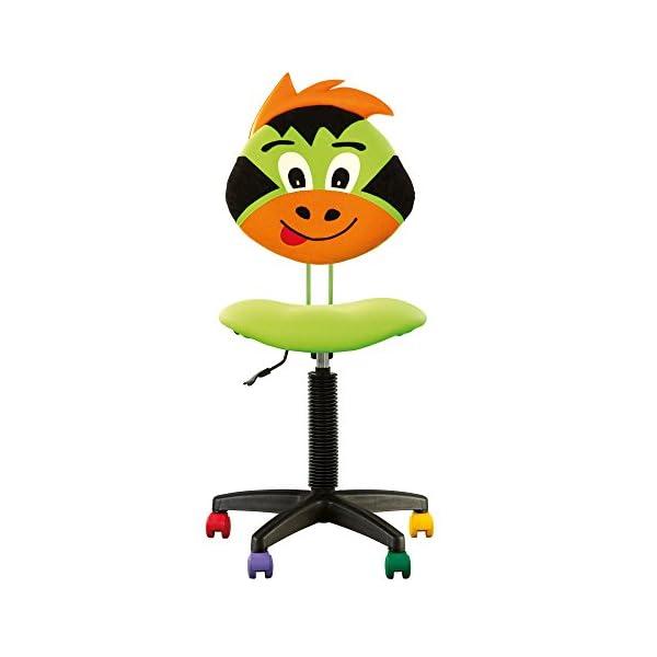 CHAISE-EXPERT-Joy DRAGO. sedia ufficio bambino ergonomica