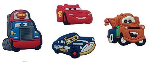 Cars fridge magnets 4 pcs set 1 cool kitchen gifts for Car themed kitchen