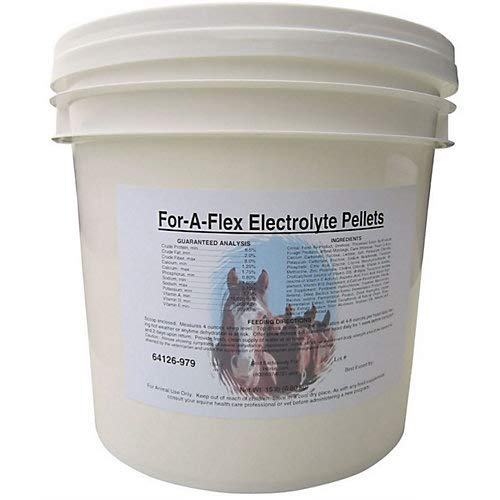 For-a-Flex Electrolyte Pellets 15 lbs by For-a-Flex