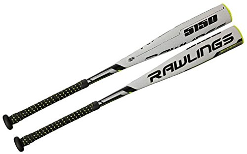 Rawlings Sporting Goods 5150 Alloy Senior League Baseball Bat (-5) SL755