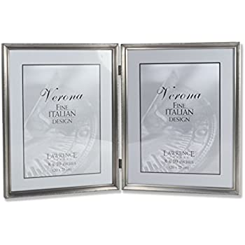 Amazon.com - Lawrence Frames Antique Pewter 8x10 Hinged
