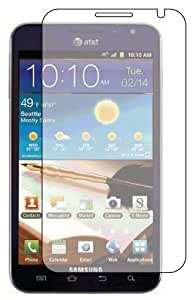 Generic Premium Invisible LCD Screen Protector for Samsung Galaxy Note LTE SGH-i717 - Non-Retail Packaging - Clear
