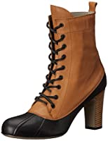 Vivienne Westwood Women's Granny Duck Boot, Tan, 6 M US