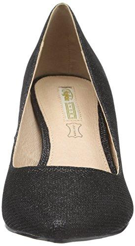 BuffaloH733-C002A-4 P1855A - Zapatos de Tacón Mujer Negro (Black 01)