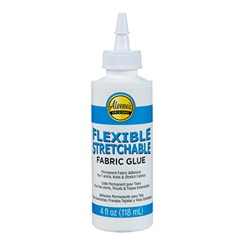 Aleene's 15592 FLEXABLE Stretchable Glue 4OZ. 36.CS, Multicolor
