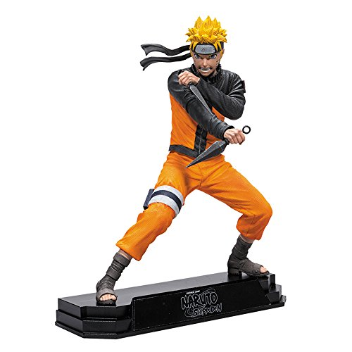 "McFarlane Toys Naruto 7"" Collectible Action Figure"