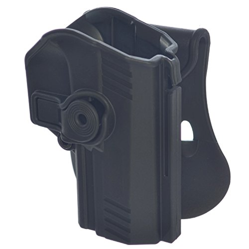 Tactical Hand Gun Holster IMI Defense IMI-Z1425 Polymer Retention Roto Holster for Walther PPX.