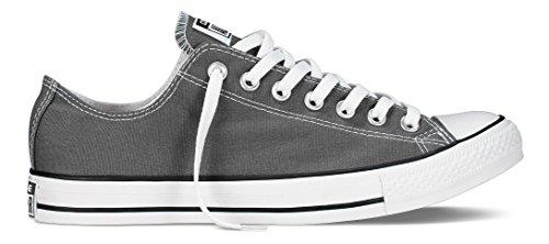 Converse Chuck Taylor All Star - Zapatos de lona, unisex Grey