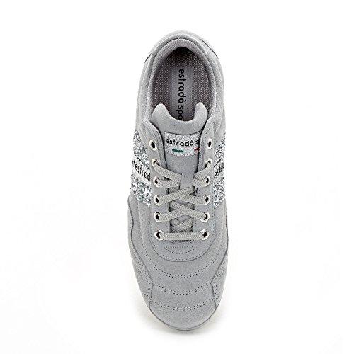 Estrada'sport Donna amp;scarpe Gris Scarpe Sneakers xq7XwxZ
