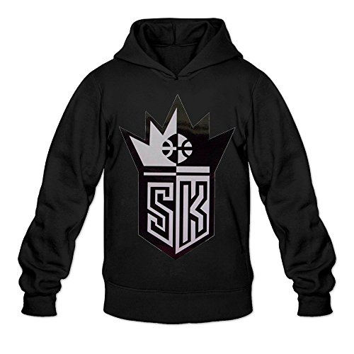 Black Enlove Sacramento Kings Thin Long-Sleeve Sweatshirts for sale  Delivered anywhere in Canada