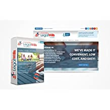 Last Will and Testament Software | Do It Yourself Will Kit Saves You Money and Provides Peace of Mind | 2019 Version Canada Legal Will Kit & Willmaker