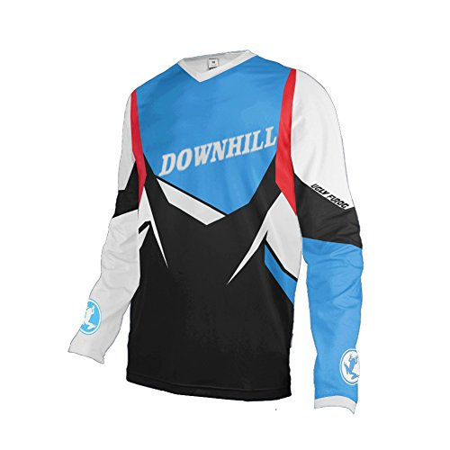 Uglyfrog Downhill Jersey Motorbikes Protective Clothing Long Sleeve Winter Fleece Warm Cycling Shirt ()