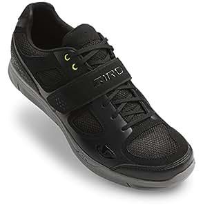 Giro Grynd Shoe - Men's Black Squiggle 39