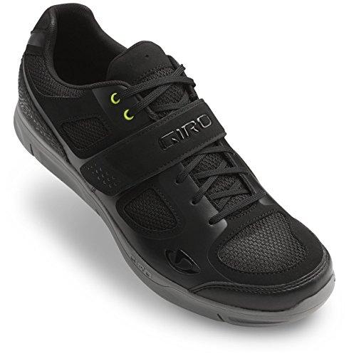 Giro Grynd Shoe - Men's Black Squiggle 44