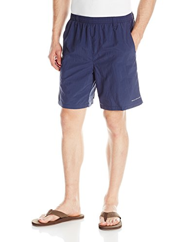 Columbia Men's Backcast III Water Shorts, Collegiate Navy, - Swim Shades