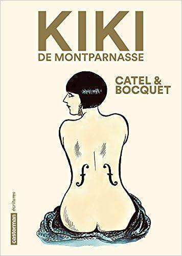 Livre Kiki de Montparnasse pdf, epub