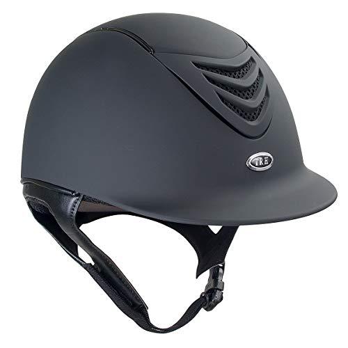 IRH IR4G Matte Vent Helmet Medium Black Matte
