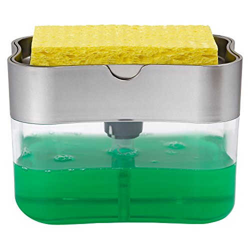 592401 Soap Dispenser Sponge Holder product image
