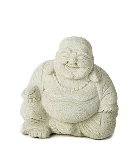 Cheap Repose ST10206042 Gleeful Buddha Hotai Outdoor Statues