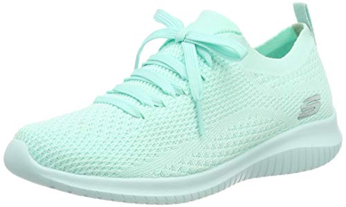 pastel Donna Verde mint Mnt Skechers Party Sneaker Flex Ultra EWWqRX