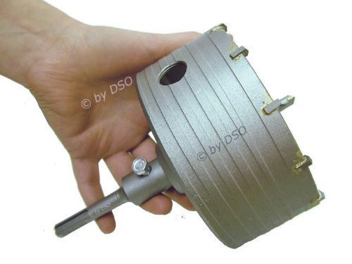 125mm TCT Core Drill Bit with SDS Shank DR045 Toolzone