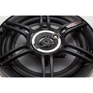 """Crunch CS653 Full Range 3-Way Car Speaker, 6.5"""""""