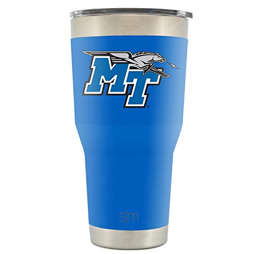 Simple Modern College Tumbler Middle ()