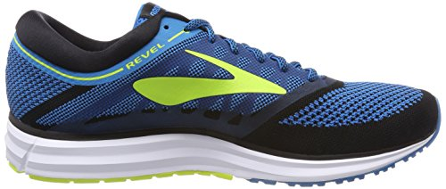Black Homme Revel Running de 1d433 Methylblue Bleu Chaussures Brooks Limepopsicle Uv86ndCWC
