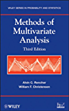 Methods of Multivariate Analysis (Wiley Series in Probability and Statistics Book 709)
