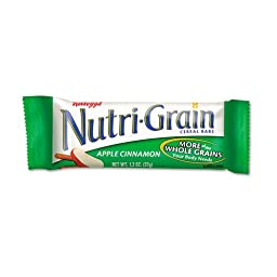 Kellogg\'s Nutri Grain Bar Apple Cinnamon (16 Bars)