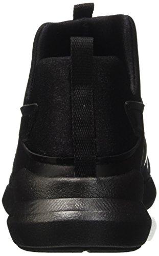 Wns Basses Noir Puma Sneakers puma Mid puma Rebel Black Black Femme Ep EqXCwSnX