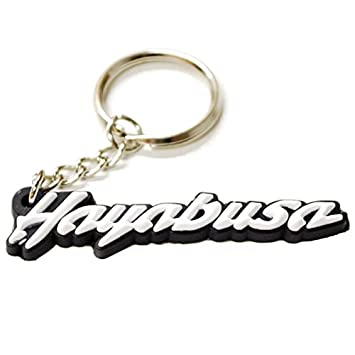 NEW 3D Soft Rubber Key Ring Chain Keychain Keyfob GSXR 1300 Motorbike Racing